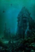 Un tempio sommerso?