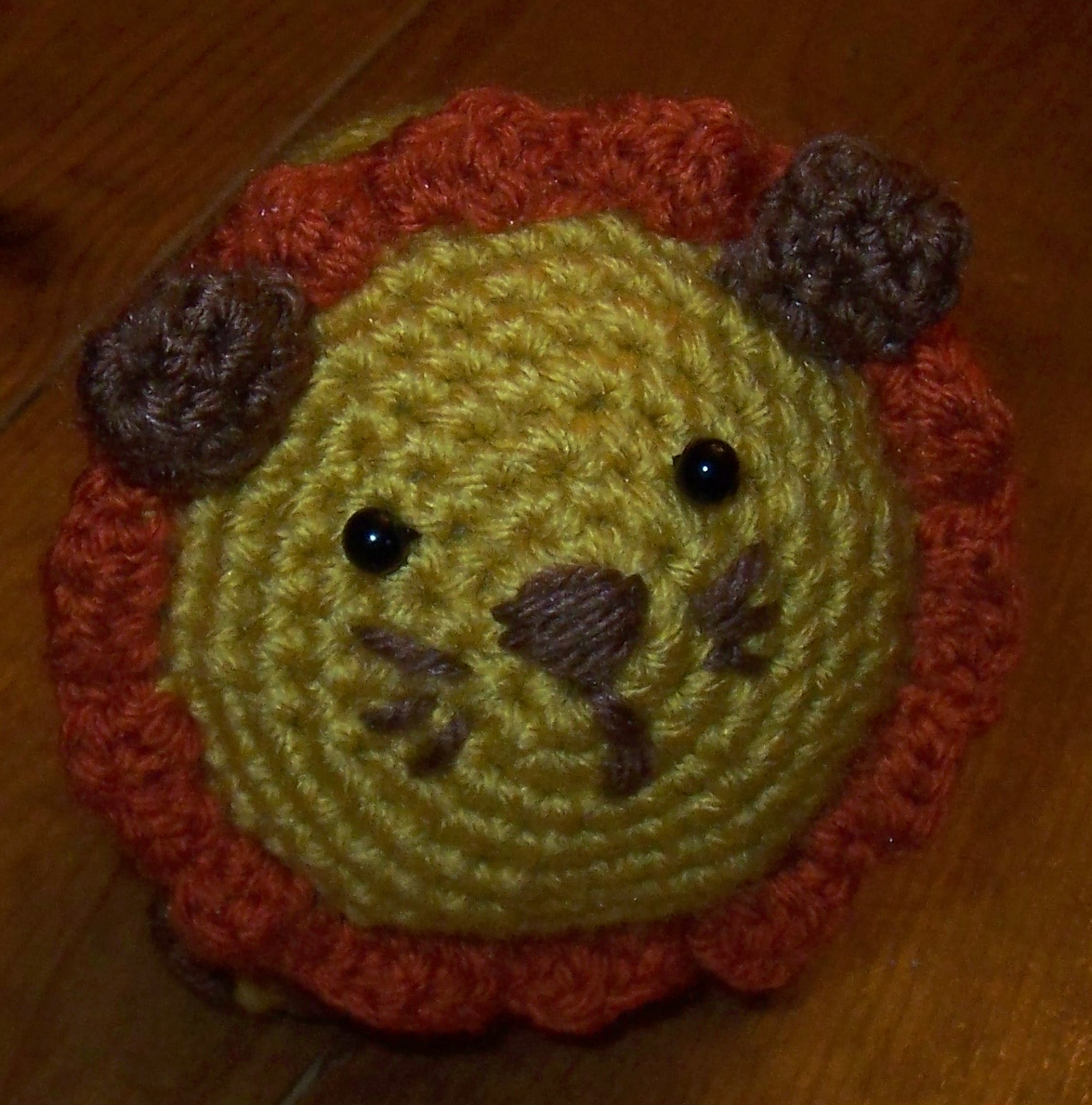 Little Amigurumi Lion : FancyGantz: Amigurumi Lion