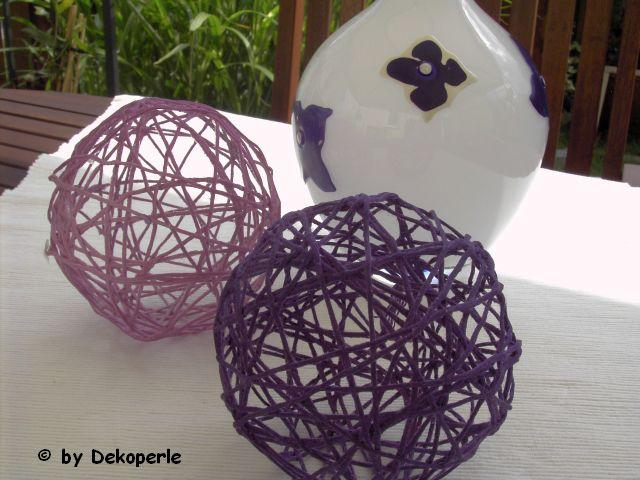 wandgestaltung wohnzimmer, wohnzimmerschrank: Ideen in lila