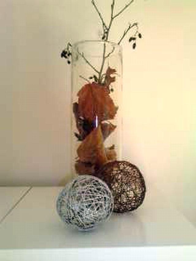 pader deko perle bastel und dekoideen im herbst. Black Bedroom Furniture Sets. Home Design Ideas