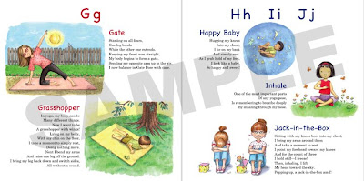 Kids Yoga On Abcs Of For Book Is A Gentle Introduction To Simple