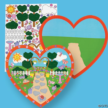 Kids craft of the month club updates february kits for Craft of the month club