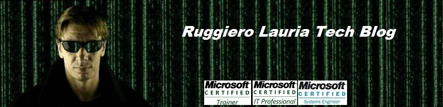 Ruggiero Lauria Microsoft Tech