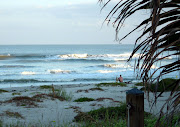 October, my favorite month in Cocoa Beach. We had a two day tropical system .