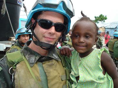 Brasil deve permanecer no Haiti por no mínimo 5 anos