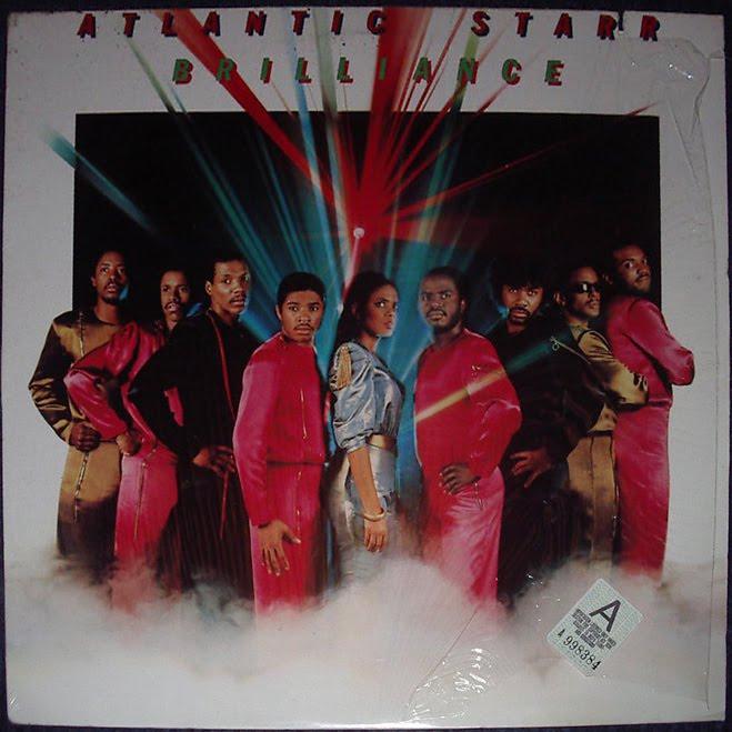 Atlantic Starr - Brilliance 1982