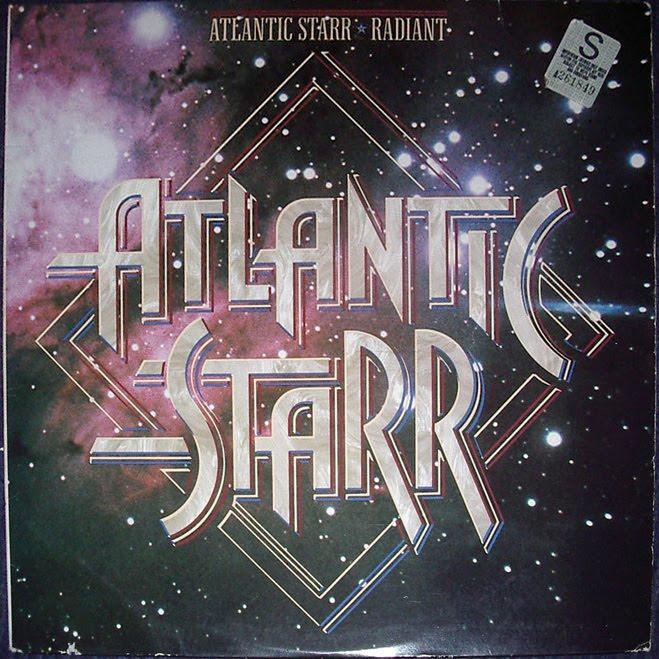 Atlantic Starr - Radiant 1980