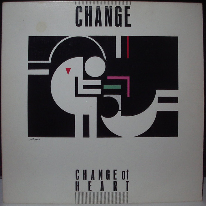 Change - Change Of Heart 1984