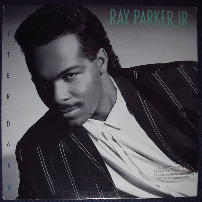 Ray Parker Jr Raydio Two Places At The Same Time