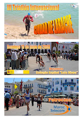 Cartel III Triatlón