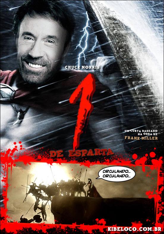 Feliz Cumpleaños Chuck Norris
