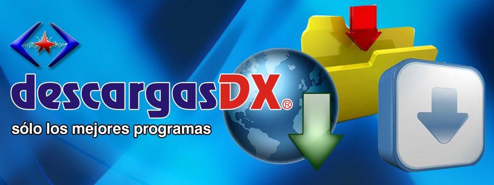 DESCARGAS MEGARED-DX: LAS MEJORES APLICACIONES GRATIS