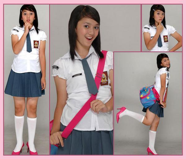 Baju Seragam Sekolah Cerminan Identitas Sekolah.