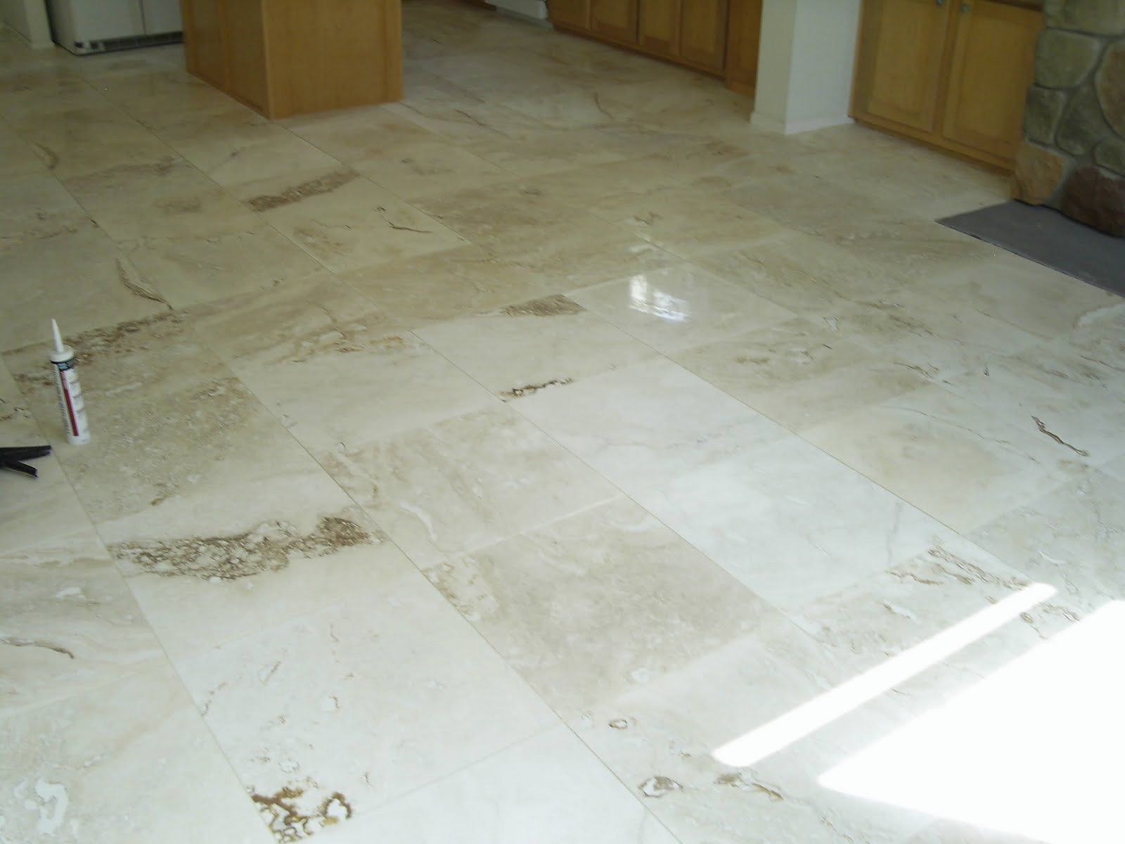 Maloney tile and marble large format travertine install dailygadgetfo Gallery