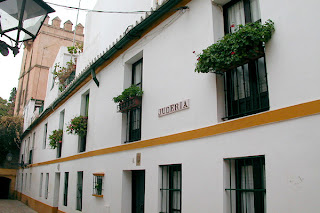 Juderia Aljama de Sevilla