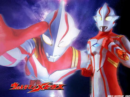Ultraman Mebius galericinema: Ultraman...
