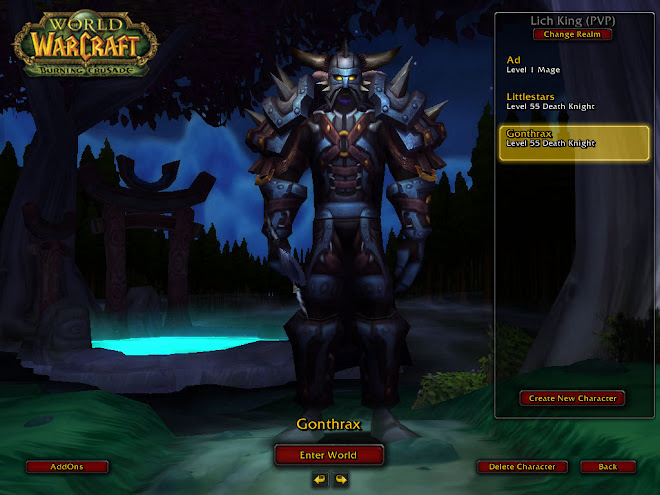 DEATH FOR WRATH OF THE LICH KING PLZ JOIN!