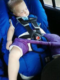 Spica Cast Car Seat
