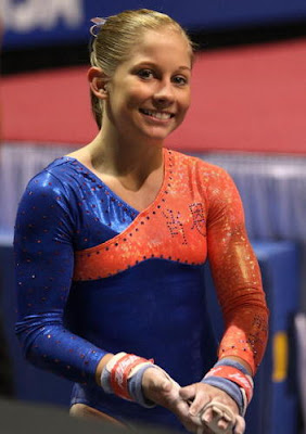 Gymnast Shawn Johnson to Attend Olympics in 2012