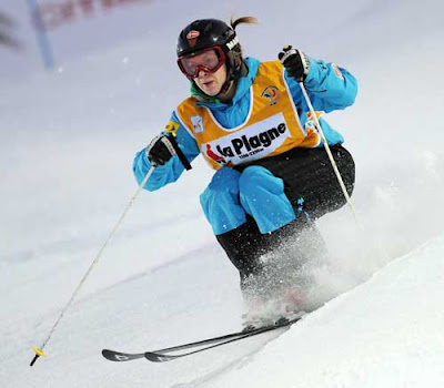 Hannah Kearney Wins GOLD
