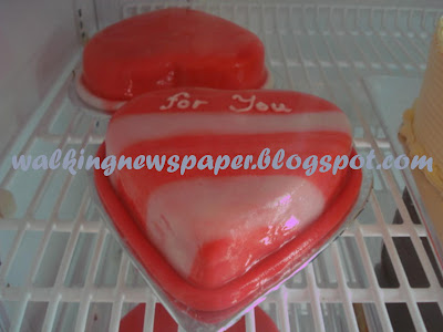 Heart-shaped Pancakes?