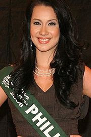 Who's Who?: Miss GAGAY or the Miss Earth 2008?