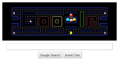 Google Celebrates PAC-MAN 30th Gaming Anniversary