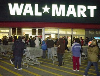 Walmart Black Friday Hours