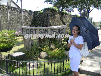 The Fort San Pedro, Cebu City