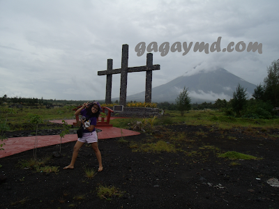 Mayon Volcano and Super Typhoon Reming Remains
