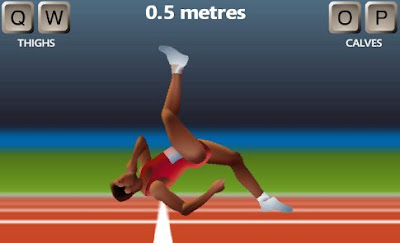 The QWOP Game