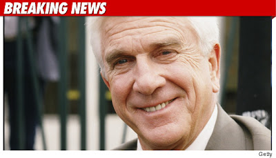 Leslie Nielsen, star of 'Airplane!' and 'Naked Gun,' died at 84