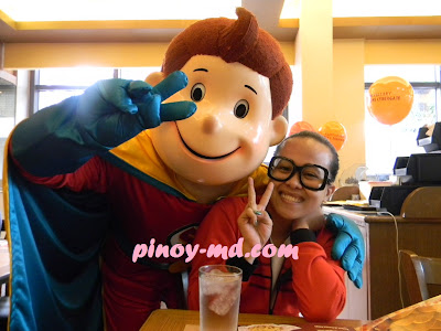 A Day with Mr. Shakeys