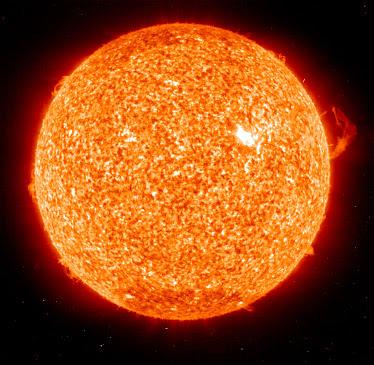 Estrelas, fonte de matéria e vida para o Universo.