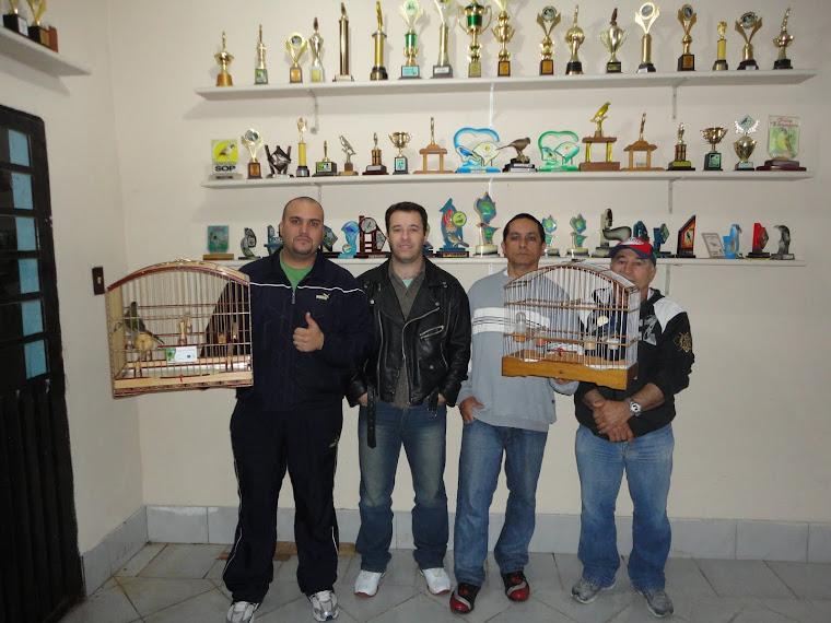 Alguns Coloboradores da ACPRS , Felipe, Rodrigo, Ceará