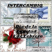 "Intercambio""Día de la Amistad 14feb"""