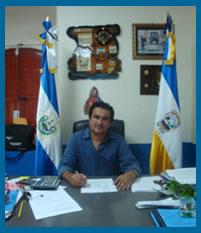 Sr. Alcalde, Gilberto Antonio Rios Alfaro