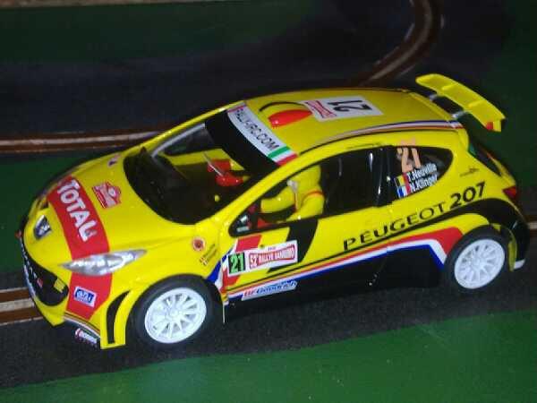 Peugeot 207 Avant Slot