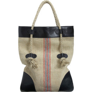 Duchess Fare Tied In Knots Boat Rope Totes