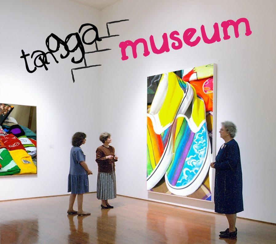 tangga Museum