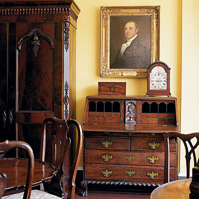 MARTHA MOMENTS: Cleaning Antique Wood Furniture
