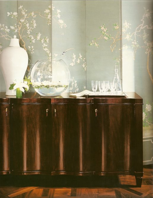 My Favourite Piece From Any Of The Martha Stewart Signature Furniture  Collections Is The Whitney Serpentine Sideboard From The Opal Point  Collection.