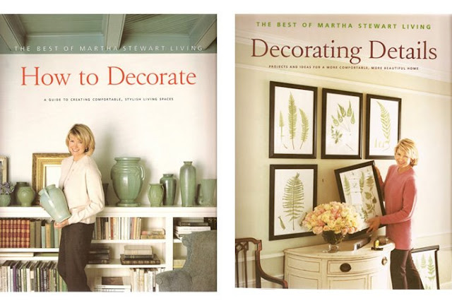 And Of Course These Companion Books On Decorating By The Editors Martha Stewart Living Magazine Which Showcase Best Ideas From