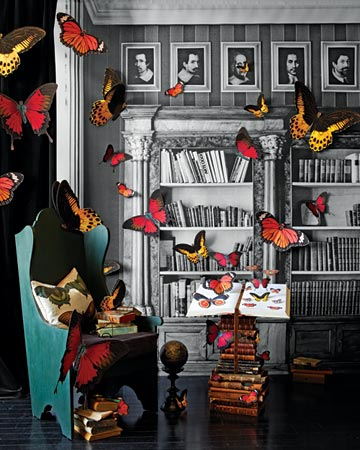 This Magical Vignette That Depicts A Flurry Of Butterflies Escaping From The Pages Specimen Book Is Simple To Recreate By Downloading Butterfly