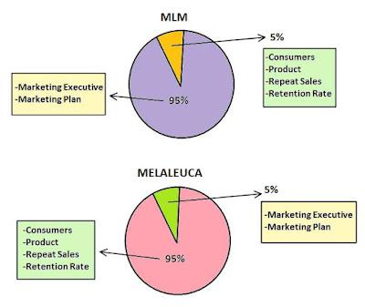 Melaleuca vs MLM