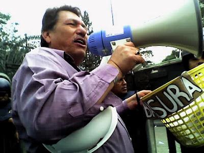 acción de resistencia civil pacífica se cantó el himno nacional mexicano