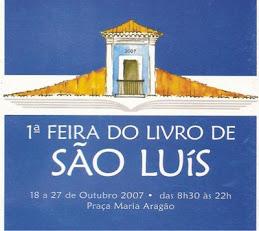 1ª Feira do Livro de São Luís