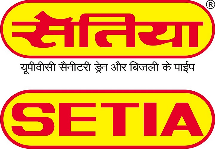setia upvc sanitary & electric pipes