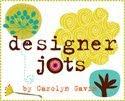 Designer Jots