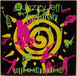DJ Jazzy Jeff & The Fresh Prince - Summertime [CDS] (1991)